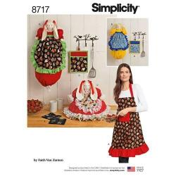 Wykrój Simplicity 8717