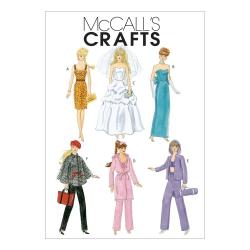 Wykrój McCall's M6258