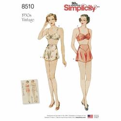 Wykrój Simplicity 8510